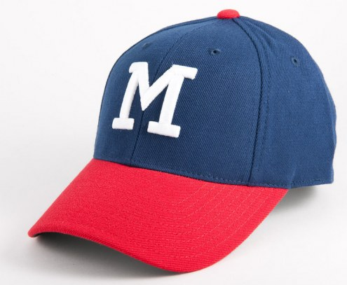Milwaukee Braves 1953-65 Fitted Baseball Hat