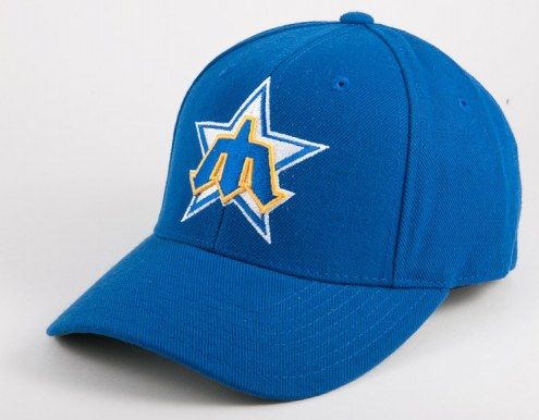 Seattle Mariners 1981 Fitted Baseball Hat