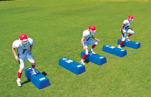 Fisher Dual Step Football Agility Dummy