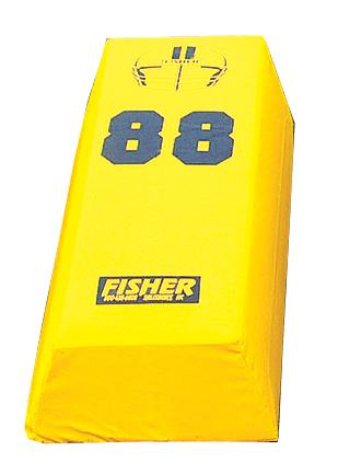 "Fisher 48"" x 11"" x 8"" Step Over Football Agility Dummy"