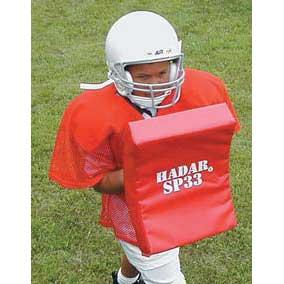 Hadar Athletic Youth Curved Football Body Shield