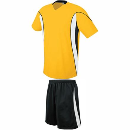 High Five Youth Helix Custom Soccer Uniform