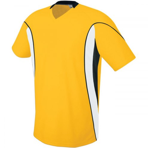 High Five Youth Helix Custom Soccer Jersey