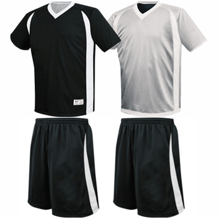 High Five Adult Dynamic Reversible Custom Soccer Uniform
