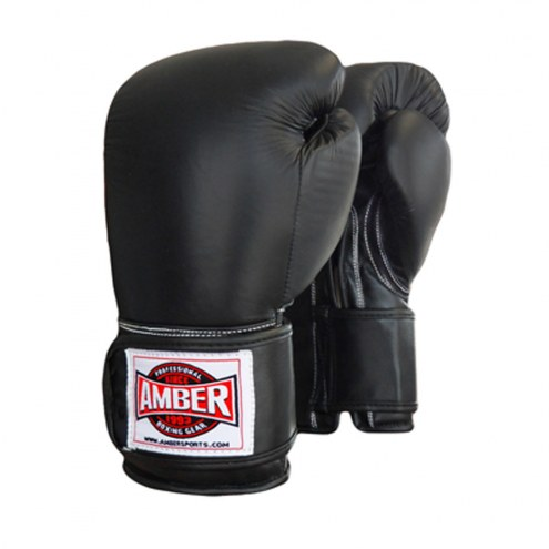Amber Profesional Hook & Loop Training Boxing Gloves
