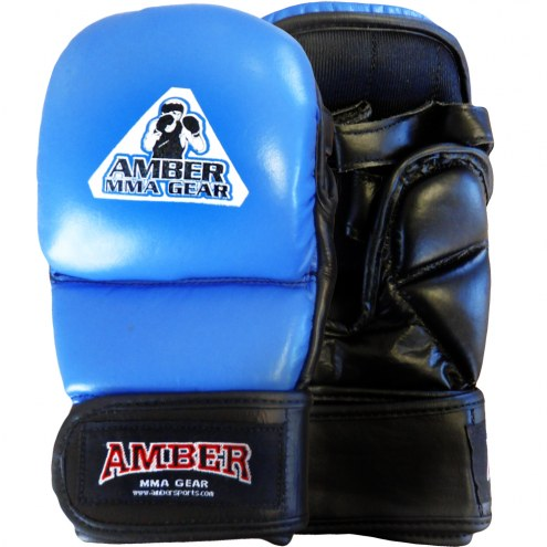 Amber MMA Training Gloves