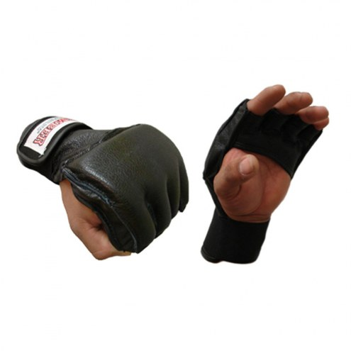Amber MMA Cage Style Gloves