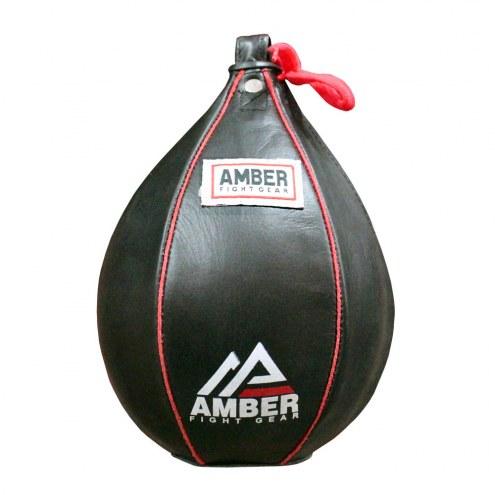 Amber Leather Speedbag