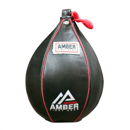 Amber Leather Speedbag