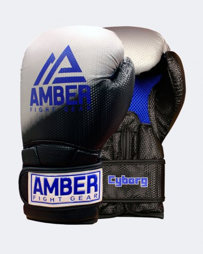 Amber Fight Gear Cyborg 101 Training Boxing Gloves