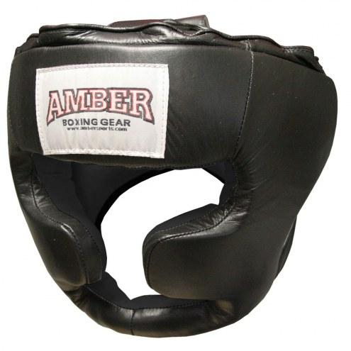 Amber Full Face Boxing Headgear