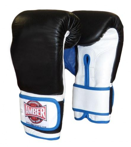 Amber Gel Hook & Loop Training Gloves