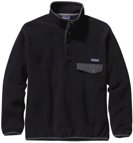 Patagonia Mens Synchilla Snap-T Fleece Pullover