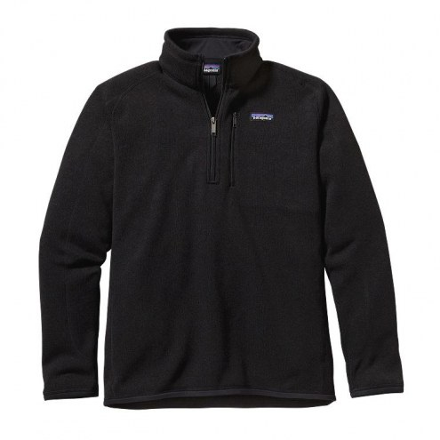 Patagonia Custom Men's Better Sweater 1/4 Zip Fleece Pullover
