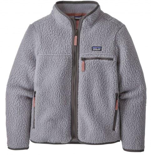 Patagonia Girls' Retro Pile Jacket