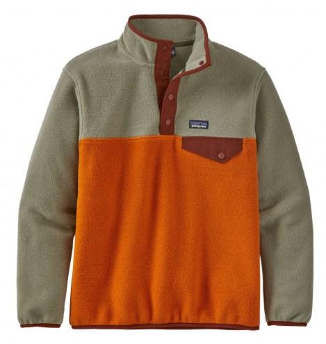 Patagonia Boys' Lightweight Synchilla Snap-T Fleece Pullover