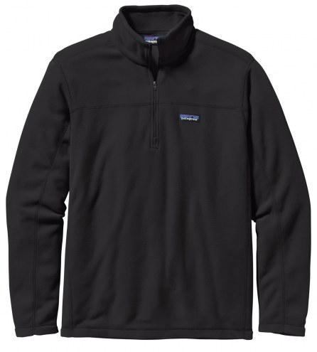 Patagonia Custom Men's Micro D 1/4-Zip Fleece Pullover