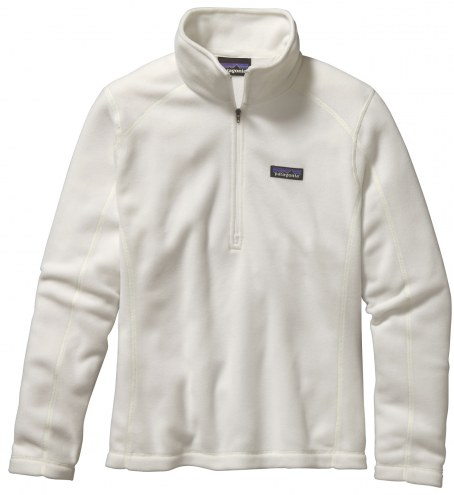 Patagonia Custom Women's Micro D 1/4-Zip Fleece Pullover