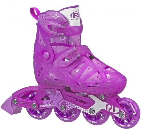Roller Derby Tracer Adjustable Girls' Inline Skates