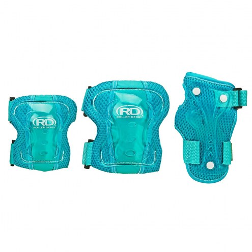 Roller Derby Girls' Protective Tri-Pack
