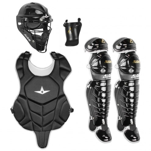 All Star League Series Youth Baseball Catcher's Gear Set - Ages 9-12