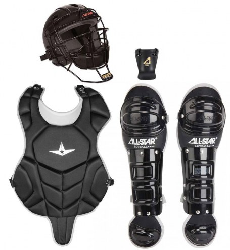 All Star League Series NOCSAE Certified Youth Catcher's Kit - Tee Ball