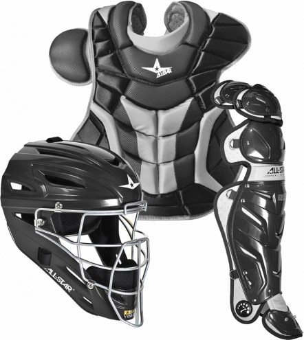 All Star System Seven Adult Pro Catcher's Kit