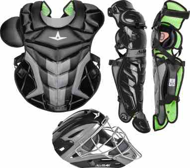 All Star System7 Axis Adult Pro Catchers Kit