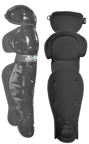 All Star Youth Player's Series Catcher's Leg Guards - Ages 7-9