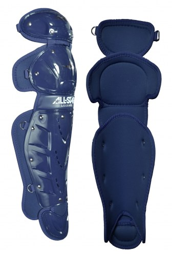 All Star Youth Player's Series Catcher's Leg Guards - Ages 9-12