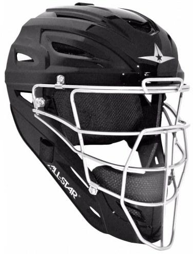 All Star Solid MVP2500 Adult Baseball Catcher's Helmet