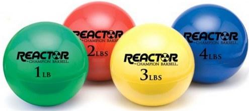 Reactor Handheld Fitness Balls