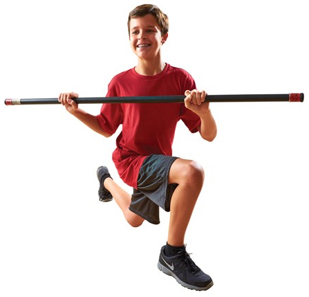 Reactor Weighted Work Out Bar
