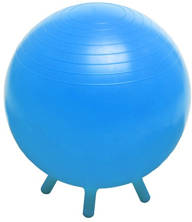 Champion Barbell Reactor Stability Ball with Feet