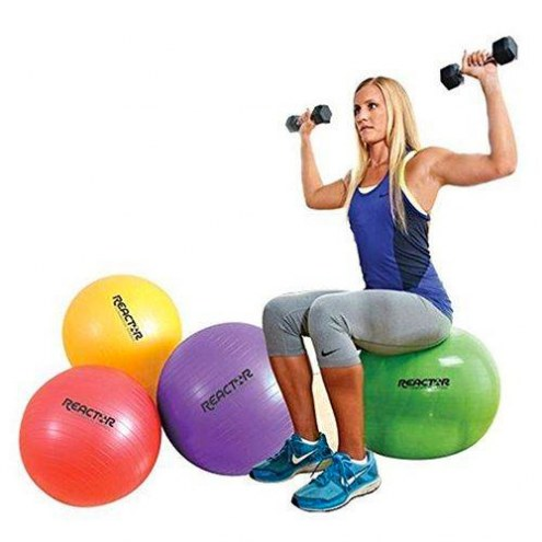 Champion Barbell Reactor Anti-Burst Stability Ball