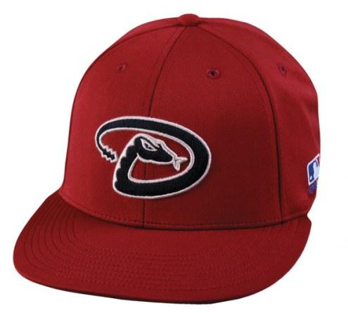OC Sports MLB Replica with Rounded Flat Visor Custom Baseball Hat