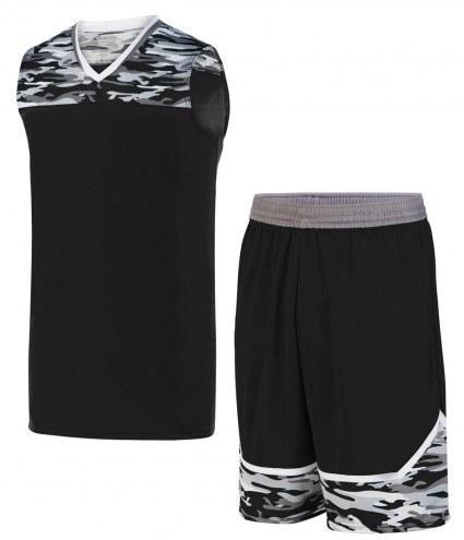 Augusta Youth Mod Camo Custom Basketball Uniform