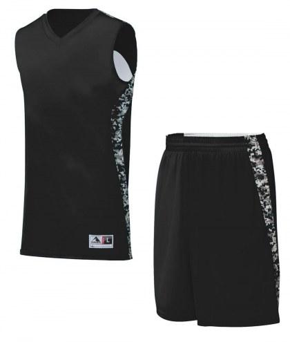 Augusta Youth Hook Shot Reversible Camo Custom Basketball Uniform