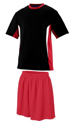 Augusta Surge Youth Custom Soccer Uniform