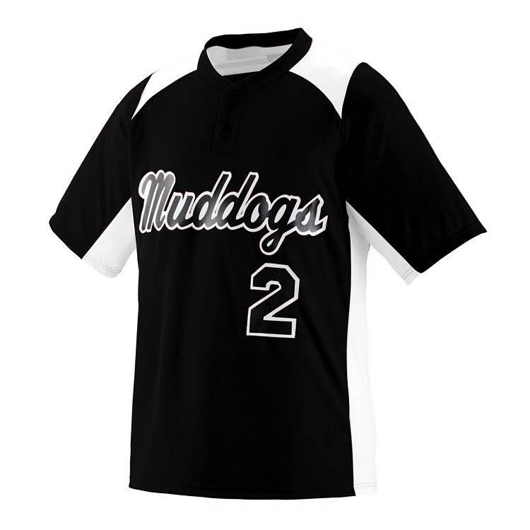 91f92d052 Augusta Mens Gamer Custom Baseball Jersey