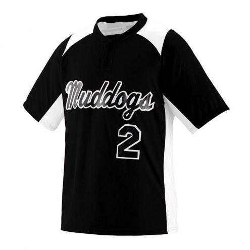 Augusta Mens Gamer Custom Baseball Jersey