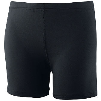 Augusta Poly/Spandex 4 Inch Women's Field Hockey Shorts - CLOSEOUT