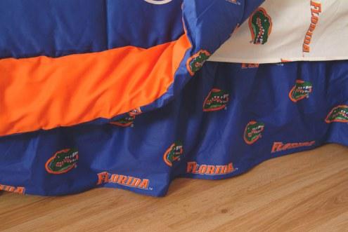 Florida Gators Bed Skirt