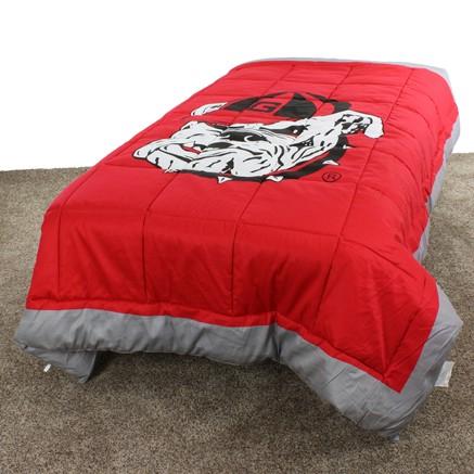 Georgia Bulldogs Light Comforter