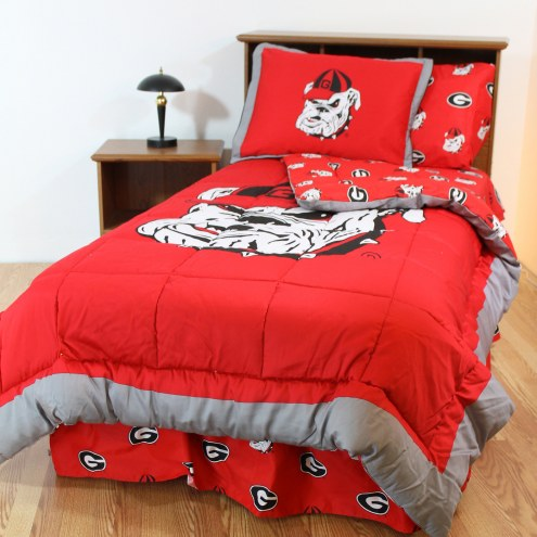 Georgia Bulldogs Bed in a Bag