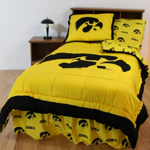 Iowa Hawkeyes Bed in a Bag