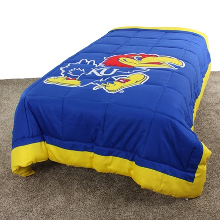 Kansas Jayhawks Light Comforter