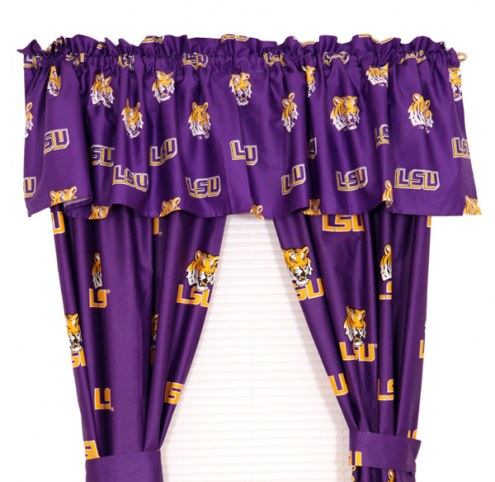 LSU Tigers Curtains