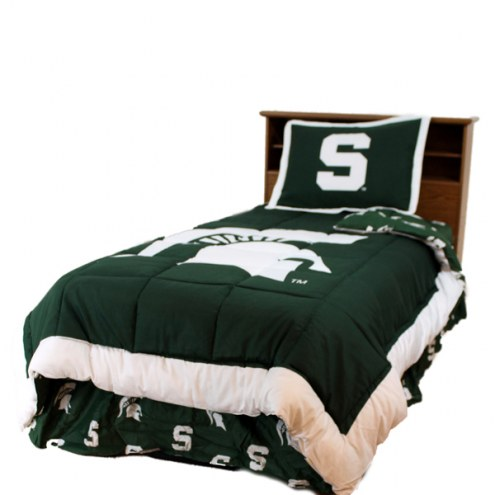 Michigan State Spartans Comforter Set