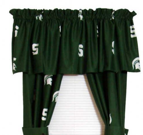Michigan State Spartans Curtains
